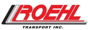 Roehl Transport Logo