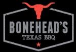 Bonehead's Texas BBQ Logo