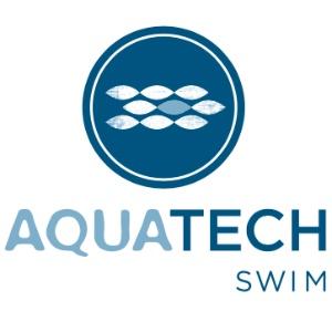 AquaTech Swim Logo
