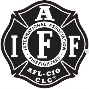 Memphis Fire Fighters Local 1784 Logo