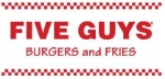 Five Guys Burgers and Fries Logo