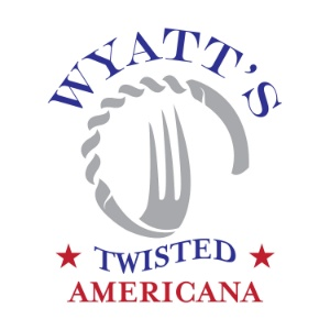 Wyatts Twisted Americana Logo