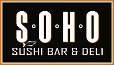 Soho Sushi Bar & Deli Logo