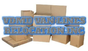 VDMD  VAN LINES RELOCATION INC Logo