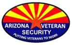 Arizona Veteran Security Logo