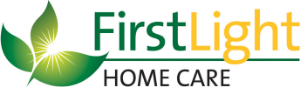 FirstLight Home Care of the Treasure Coast Logo