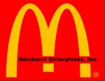 Banducci Enterprices, Inc. - McDonald's Logo