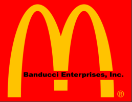 Banducci Enterprices, Inc. - McDonald's Logo