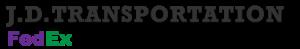 Slicker Trucking, A FedEx Independent Contractor Logo