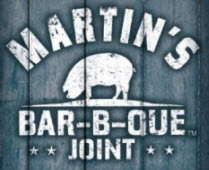 Martin's BBQ Joint Logo