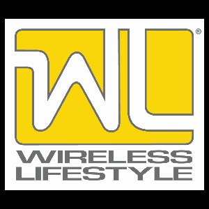 Sprint by Wireless Lifestyle Logo