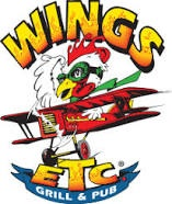 Wings Etc. Grill and Pub Logo