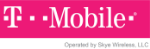 Skye Wireless dba T-Mobile. Logo