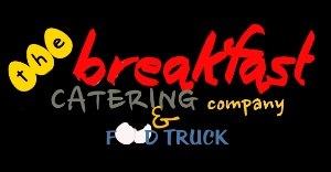The Breakfast Food Truck Logo