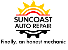 Suncoast Auto Repair Logo