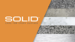 SOLID Surface Care, Inc.  Logo