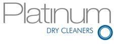 Platinum Dry Cleaners Logo