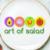 Art of Salad 3 Logo