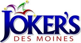 Joker's Des Moines Logo