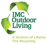 IMC Outdoor Living a division of Liberty Tire Recycling Logo