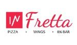 InFretta Pizza Wings & Bar Logo