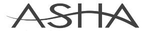 Asha SalonSpa Logo
