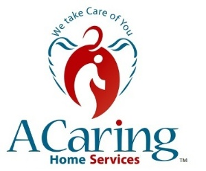 A Caring Home Care Services Logo