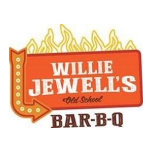 Willie Jewell's BAR-B-Q Logo