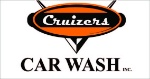 Cruizers Car Wash Inc. Logo