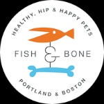The Fish and Bone Logo