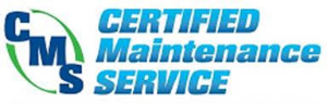 CERTIFIED MAINTENANCE SERVICE Logo