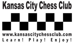 The Kansas City Chess Club Logo