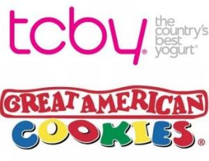 TCBY/Great American Cookies Logo