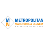 Metropolitan Warehouse and Delivery Logo