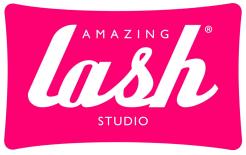 Amazing Lash Studio Heritage Square Logo