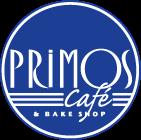 Primos Cafe Logo
