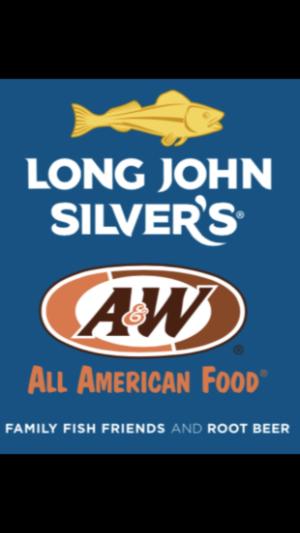 Long John Silver's/A&W Logo