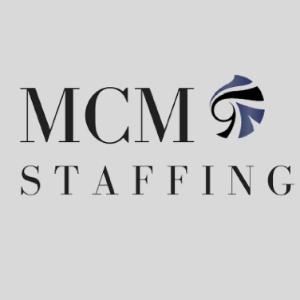 MCM Staffing Logo