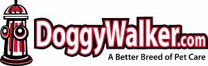 DoggyWalker .com Logo