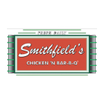 Smithfield's Chicken 'N Bar-B-Q Logo