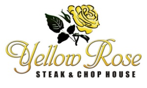 Yellow Rose Steak and Chop House Logo