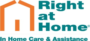 Right at Home North West Houston Logo
