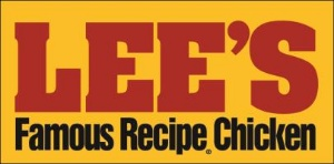 Lees Famous Recipe Chicken Logo