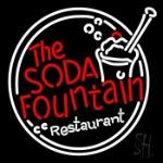 The Soda Fountain Restaurant at The Clayton Pharmacy   Logo