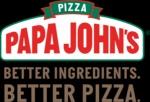 Ironman Pizza Logo