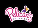 Pelican's SnoBalls, Salem Rd, Conyers, GA, USA Logo