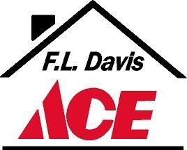 FL Davis Ace Hardware Logo