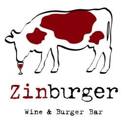 Zinburger Wine & Burger Bar Logo