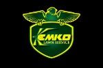 Kemko Lawn Service Logo