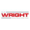 W.D. Wright Contracting Logo